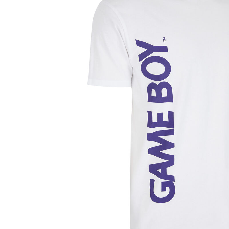 T-shirt à manches courtes print Game Boy cologamiz;