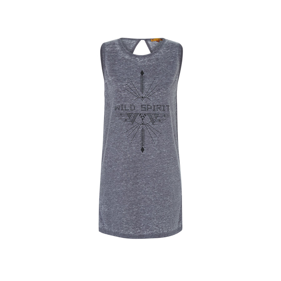 Blusa gris oscuro fleutiz;${refinementColor}