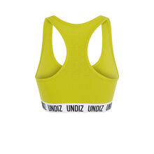 Top amarillo sportiviz yellow.