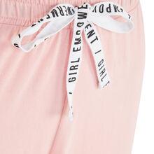 Pantalón rosa nanabelliz pink.