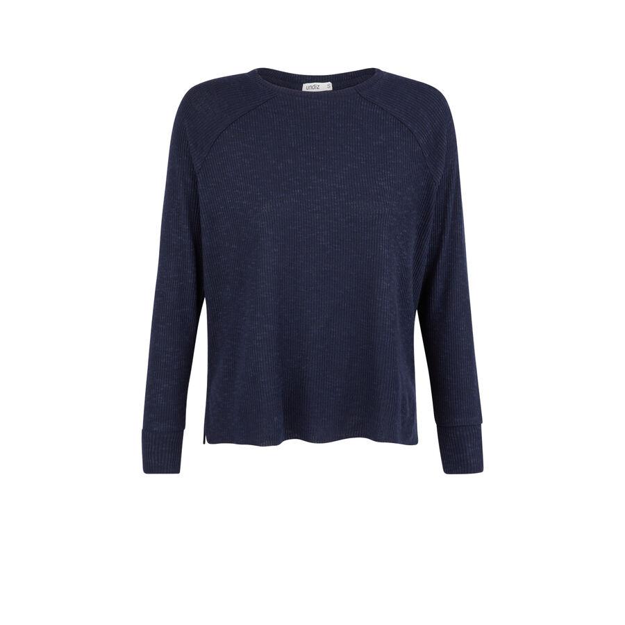 Jersey azul paniliz;