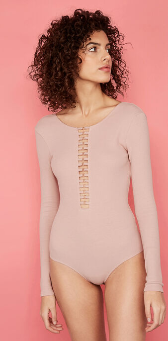 Body rosa longprediz pink.