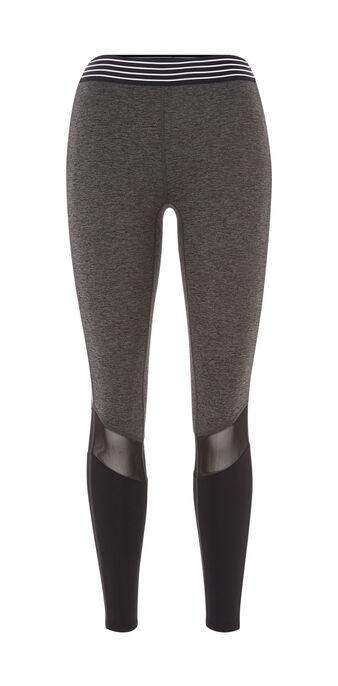 Legging deportivo gris meshiz grey.