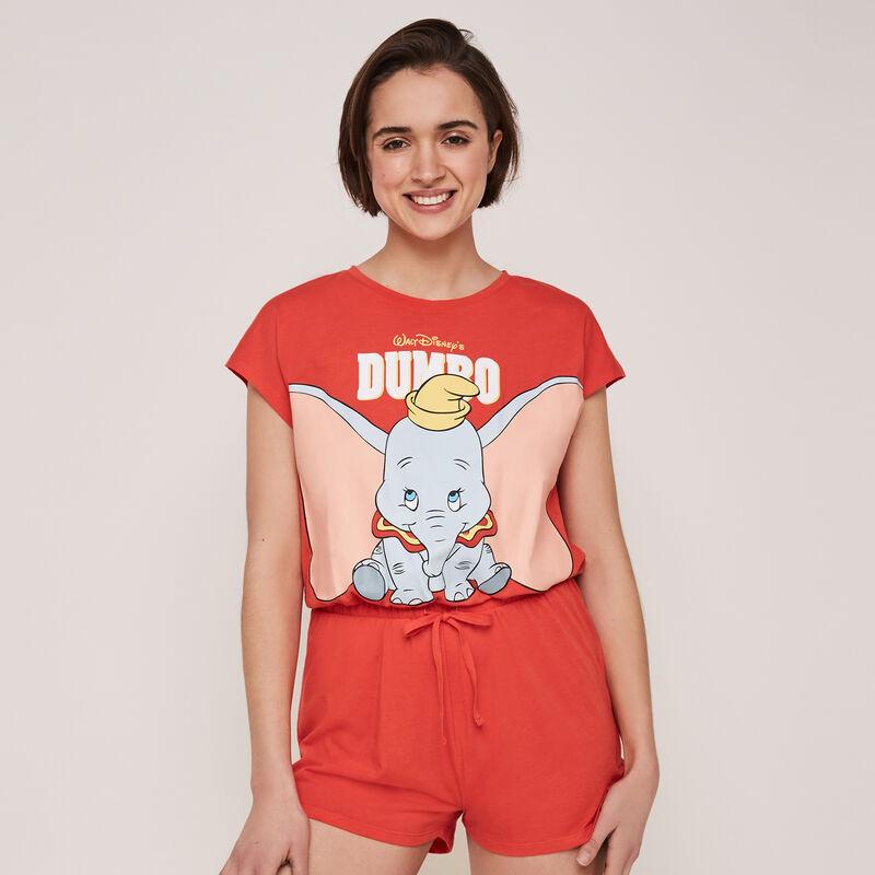 Mono corto con estampado Dumbo dumbiz;