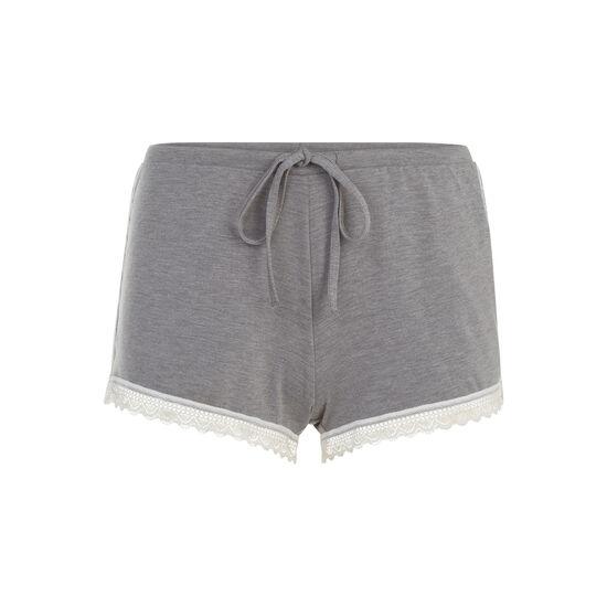 Short gris sidevitamiz;