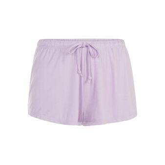 Short violeta noprinciz purple.