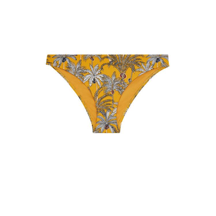 Braguita de bikini mostaza Teneriz;