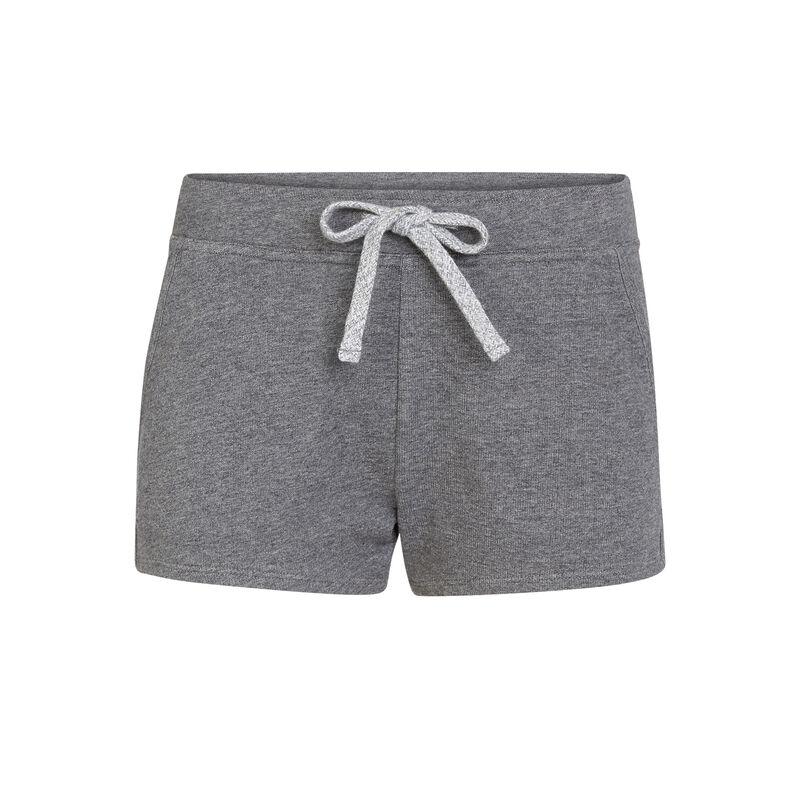 Short gris stelliz;