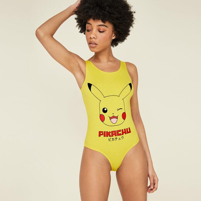 Body amarillo pikachiz yellow.