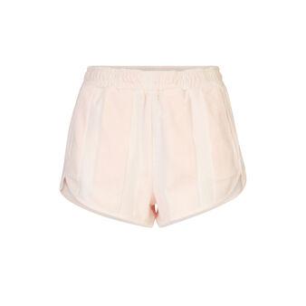Short rosa claro dourayiz pink.