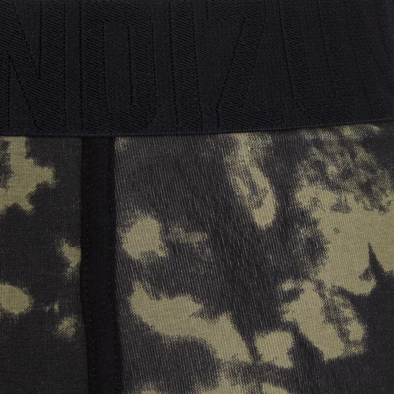 Bóxer de algodón con estampado tiedykakiiz;