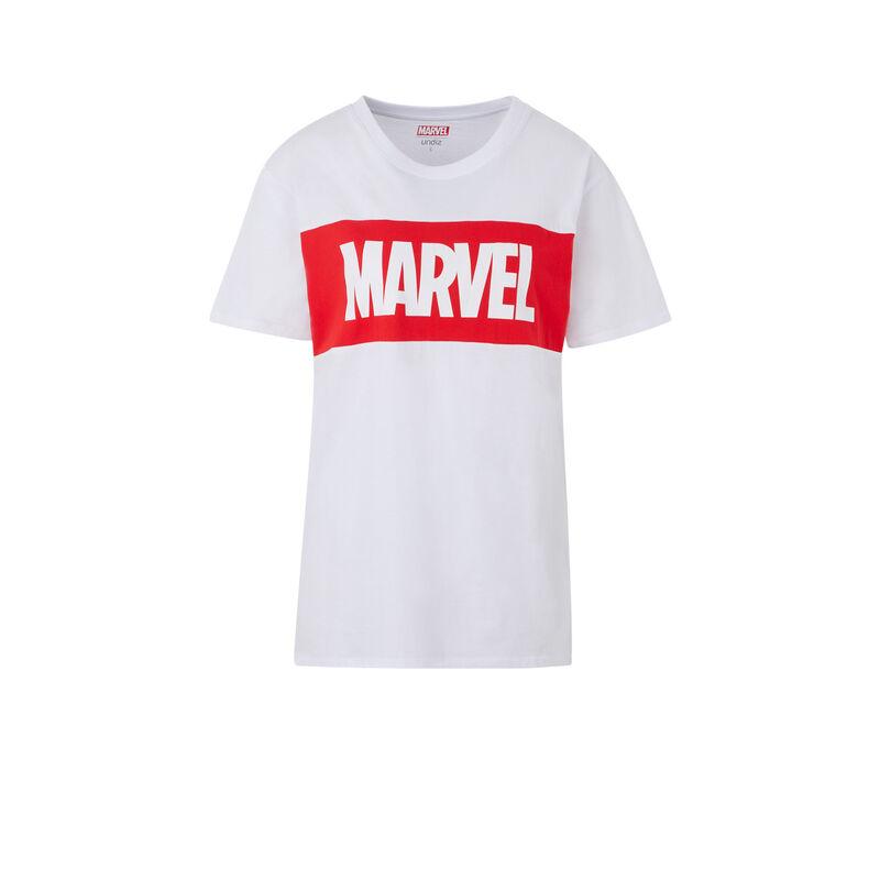 Camiseta con estampado marvel skatwiz;