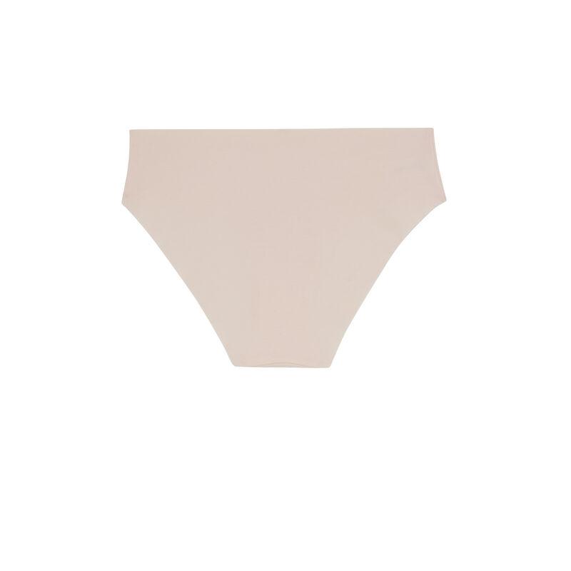 Braguita culotte de algodón - rosa claro;