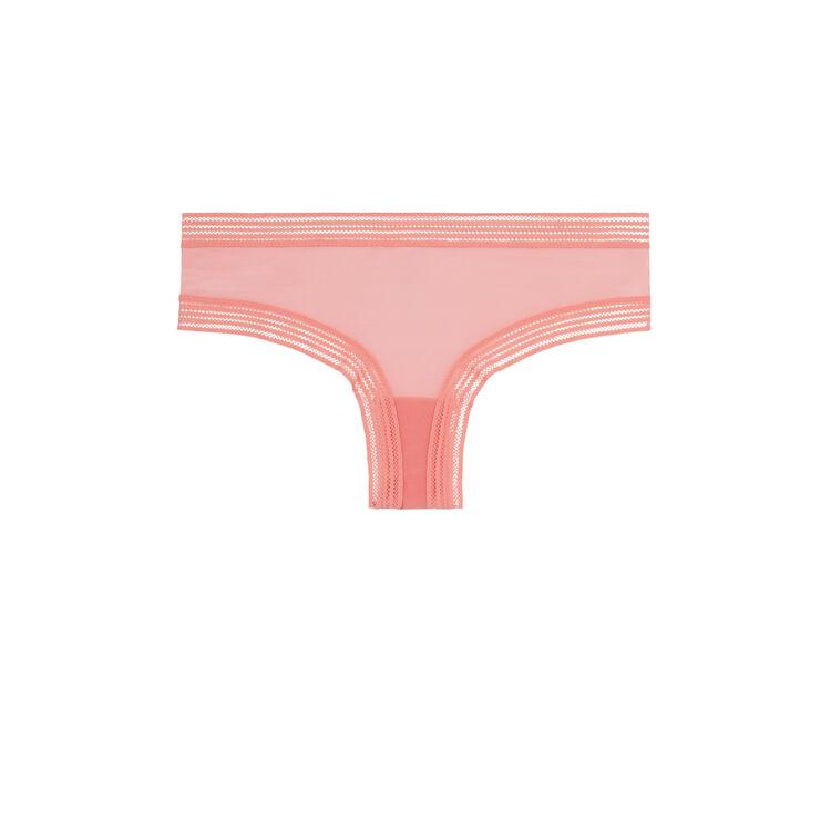 Braguita culotte rosa wafiz;