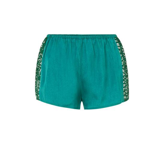 Short verde jimacquiz;