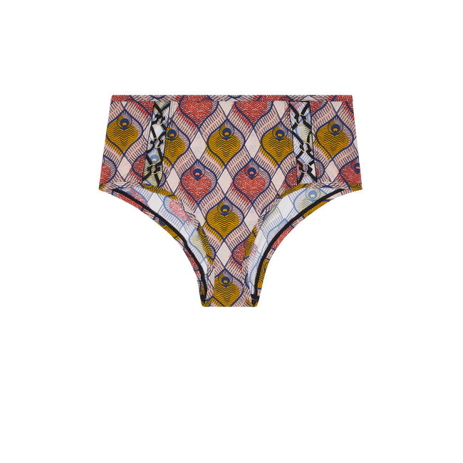 Braguita de cintura alta rosa dakaliz;