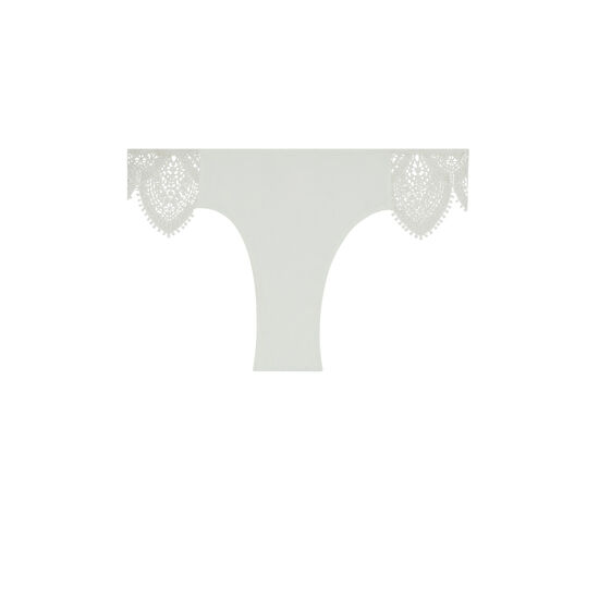 Braguita culotte blanca bombiz;
