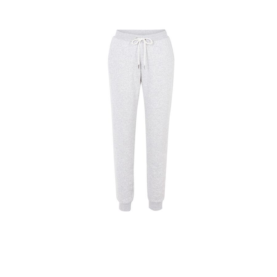 Pantalon blanc englilapouniz;