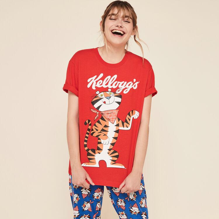 Juego de 2 pijamas licencia Kellogg's tonyiz;
