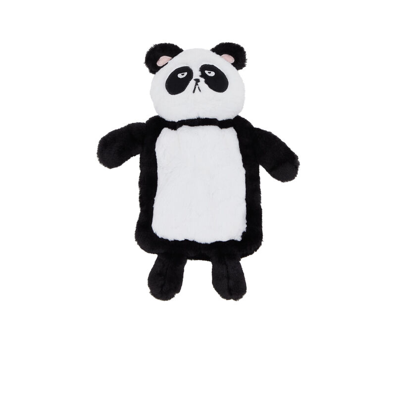 Bolsa de agua caliente estampado panda pandaiz;
