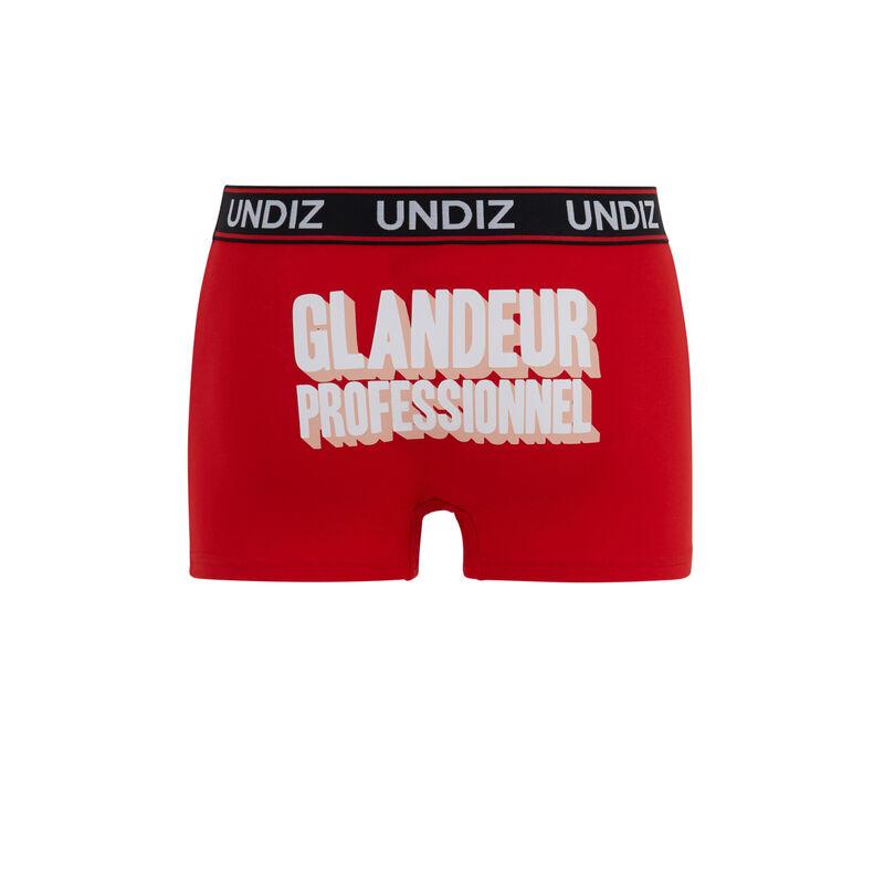Bóxer rojo glandeurprofiz;