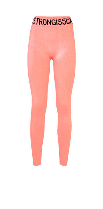 Legging deportivo rosa becomiz pink.