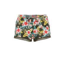 Short caqui tropicaliz green.