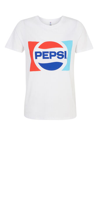 Top blanco pepsiz white.