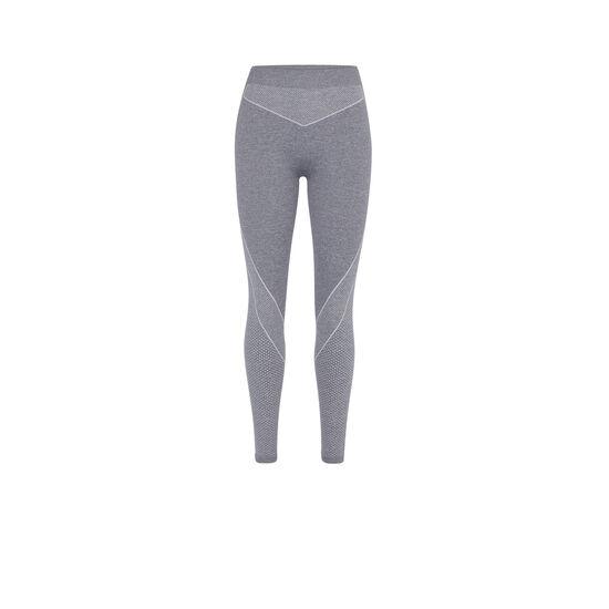 Legging gris workoutiz;