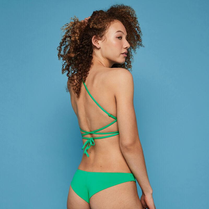 Parte de arriba de bikini asimétrica terradeliz;