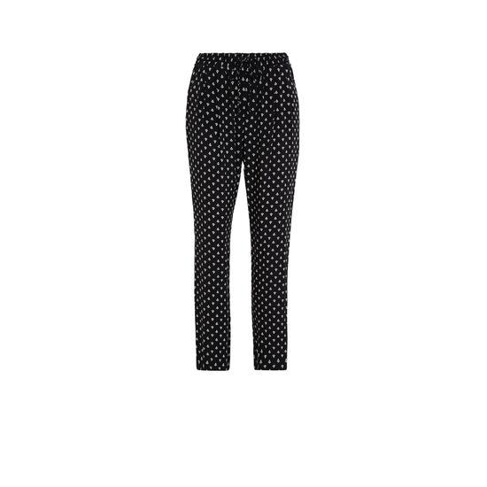 Pantalón negro tayloriz;