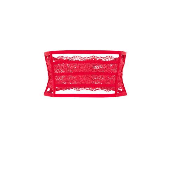 Cinturón rojo toykoiz;
