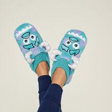 Zapatillas azules sullyiz blue.