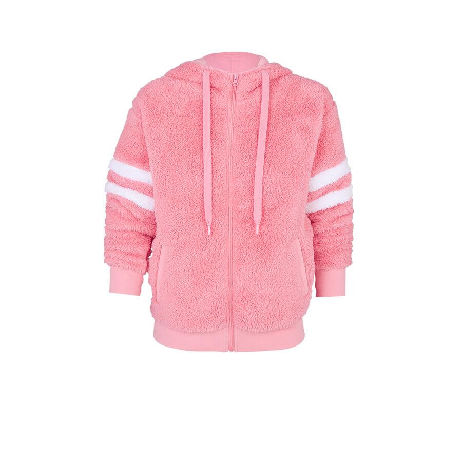 Chaqueta rosa flamigiz;