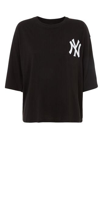 Top negro yankiz black.