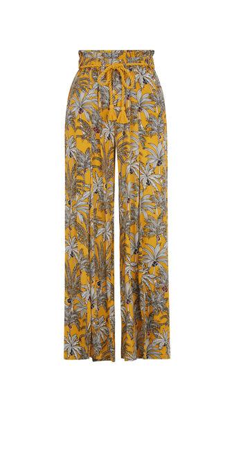 Pantalón amarillo mostaza yellopalmiz yellow.