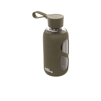 Botella caqui waterbotiz green.