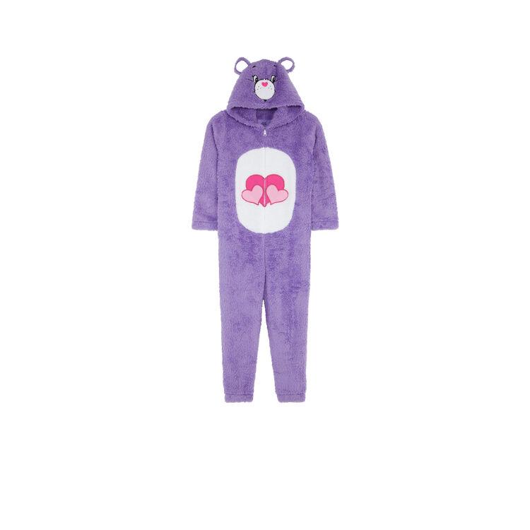 Mono polar con estampado de ositos amorosos kidbisounoursiz;
