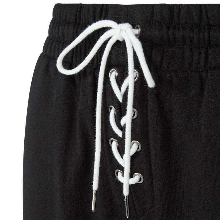 Pantalón negro delaciz;