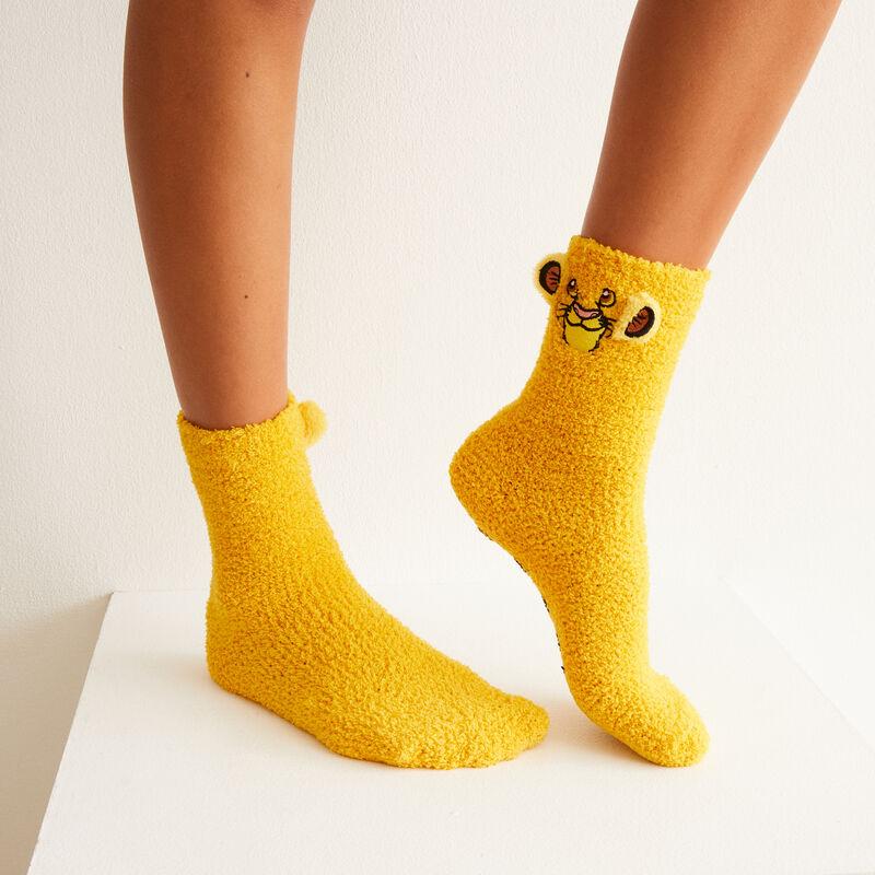calcetines Simba - amarillo;