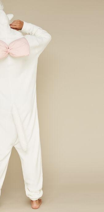 Mono blanco supermariz white.