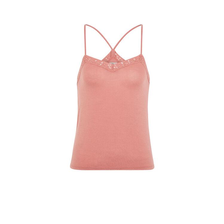 Camiseta rosa antiguo ribiz;