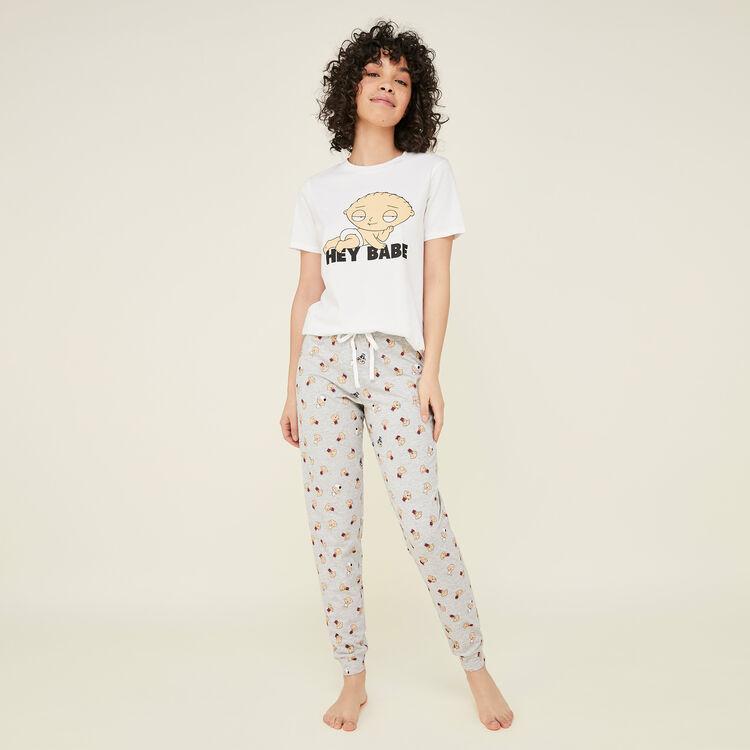 Camiseta blanca sexbambiz;