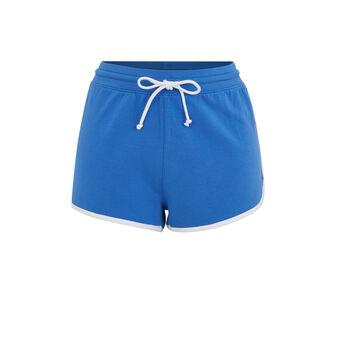 Shorts azules rayloosiz blue.
