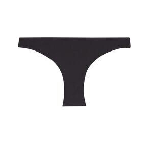Parte de abajo de bikini braguita - negro