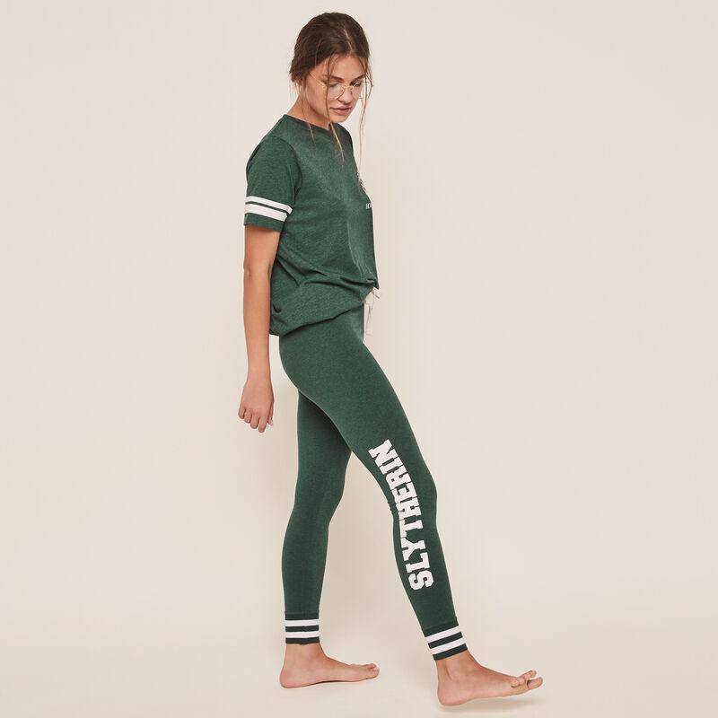 Legging verde Malfoyiz;