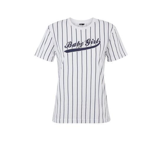 Camiseta blanco babyiz;