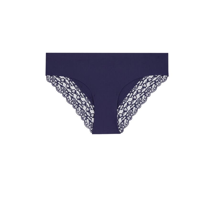 Braguita culotte azul shomiz;