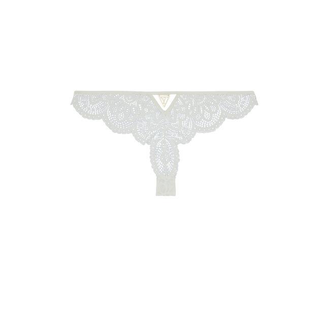 Braguita brasileña blanca precieusiz;