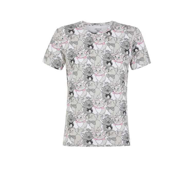 Camiseta estampada maribisiz;